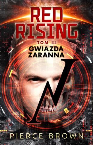 red rising, gwiazda zaranna, okładka