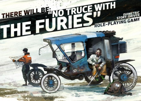 no truce for furies