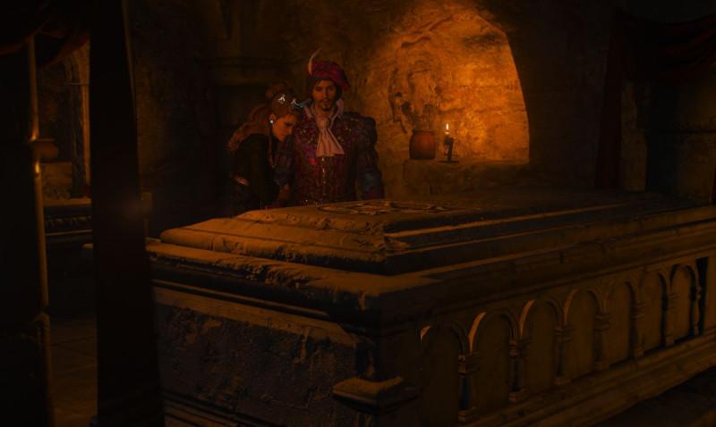 toussaint, wiedźmin 3 krew i wino