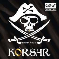korsar, okładka