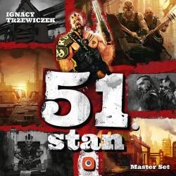 51. stan master set, okładka
