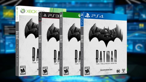 batman a telltale game series