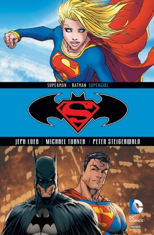 superman/batman, supergirl