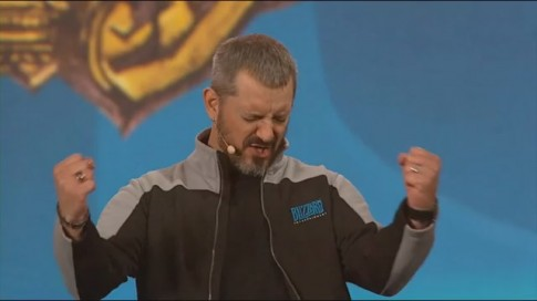 chris metzen, blizzard