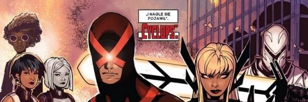 uncanny x-men 1: rewolucja