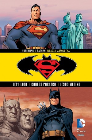 superman/batman: władza absolutna