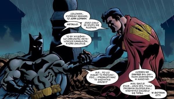 superman/batman: władza absolutna