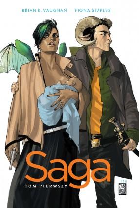 Saga,tom pierwszy