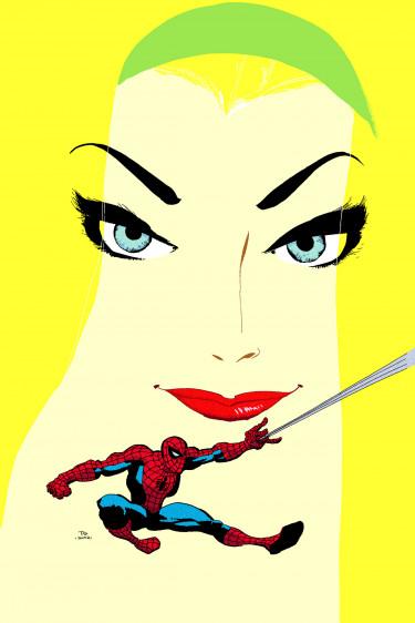 Spider-Man: Niebieski