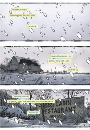 Non Stop Comics,komiksy