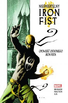 Nieśmiertelny Iron Fist: Opowieść ostatniego Iron Fista
