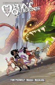 Rat Queens: Magią i maskarą