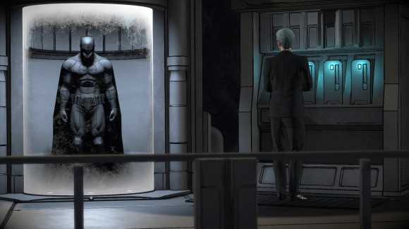 batman telltale game series