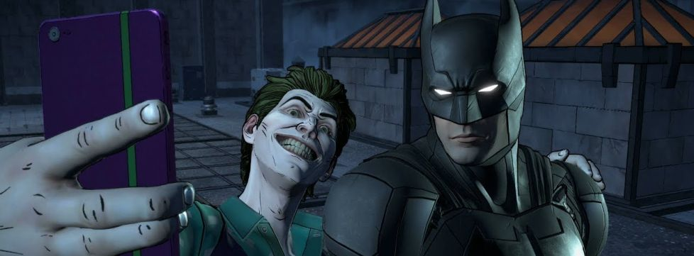 Batman: The Telltale Series - The Enemy Within: Fractured Mask