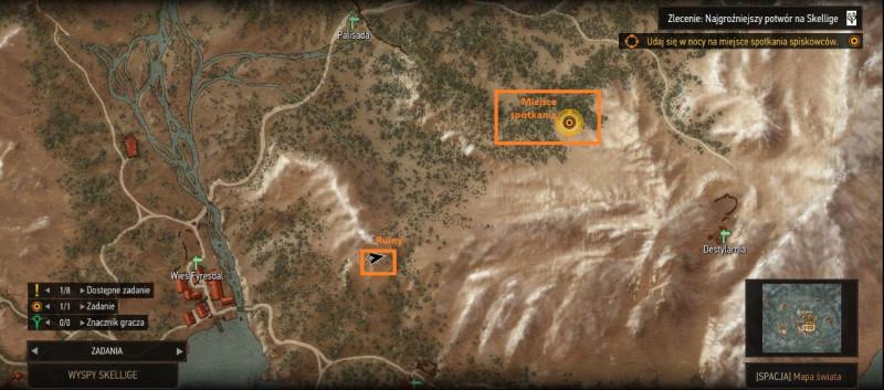 wiedźmin 3 dziki gon