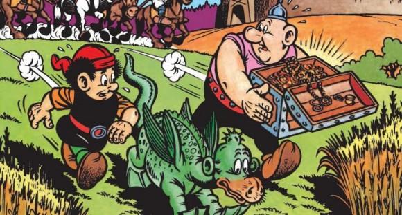Kajko i Kokosz,Egmont