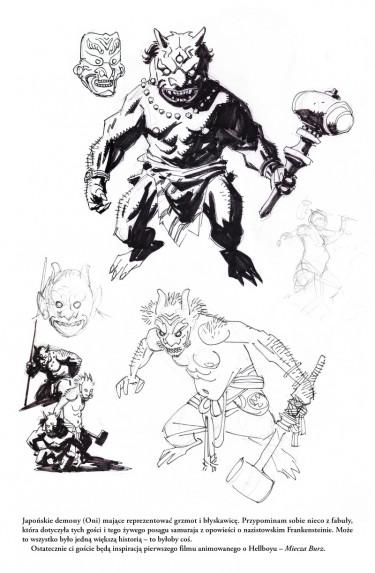 Hellboy: Nasienie zniszczenia. Obudzić diabła