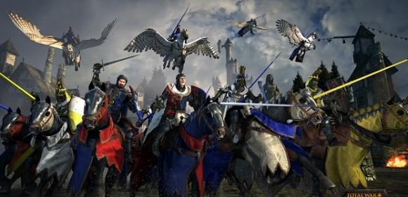 total war: warhammer,bretonnia