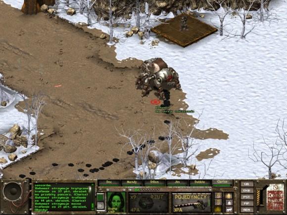 fallout tactics,góra cheyenne,ruina