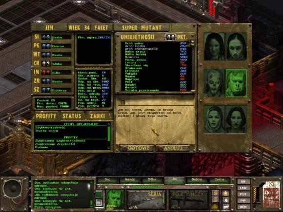 fallout tactics,krypta,jim