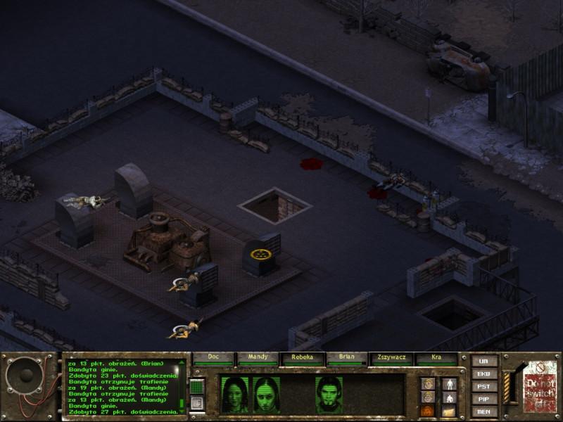 fallout tactics,springfield,dach
