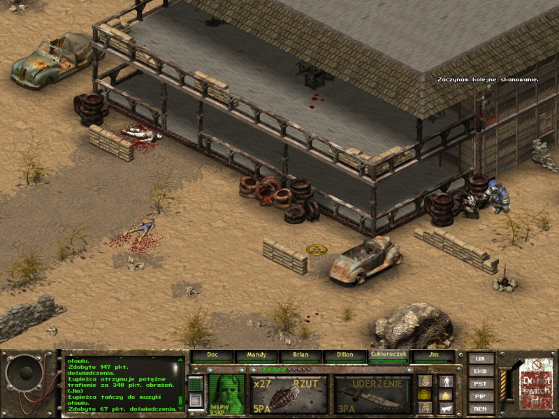 fallout tactics,junction city,baza