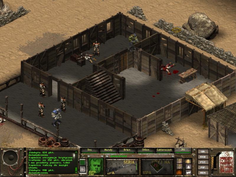 fallout tactics,junction city,baza2