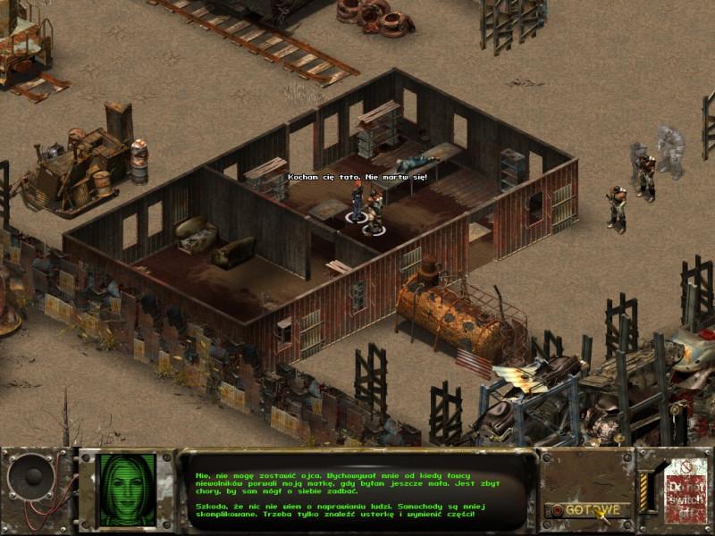 fallout tactics,junction city,mechanik