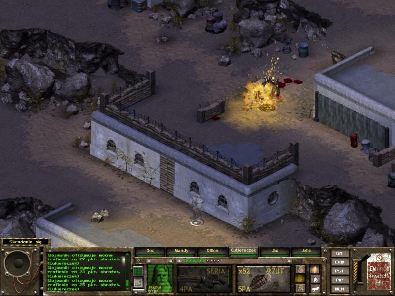 fallout tactics,coldwater,granat
