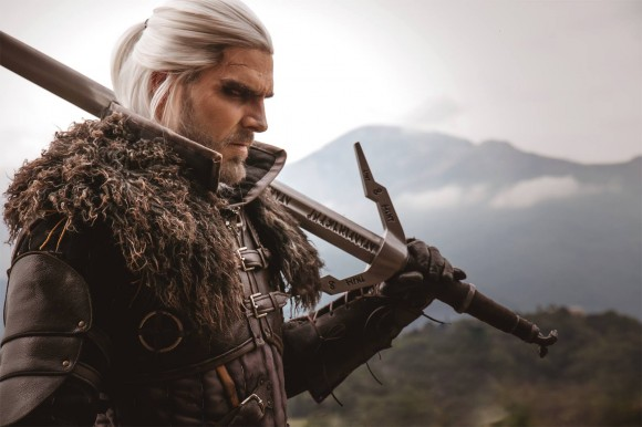 witcher,cosplay