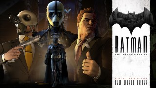 Batman: The Telltale Series – New World Order