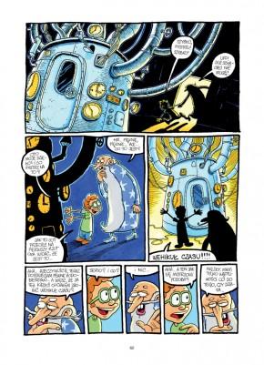 komiks,Tymek i Mistrrz