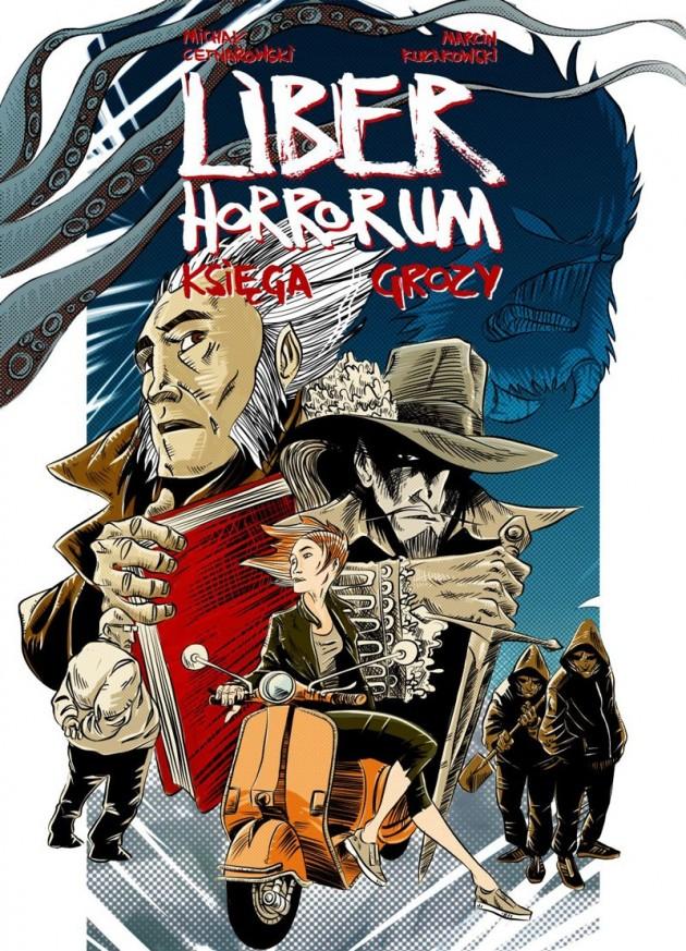 Liber Horrorum: Księga Grozy