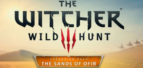 witcher 3,sands of ofir