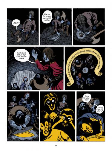 Hasib i królowa węży