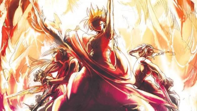 magi: labyrinth of magic #4