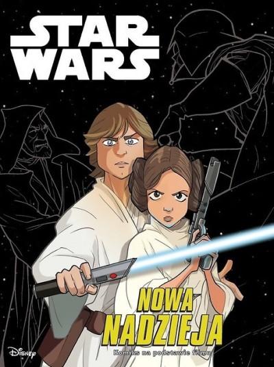 Star Wars,komiksy