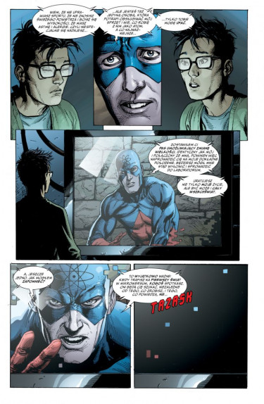 Uniwersum DC – Odrodzenie