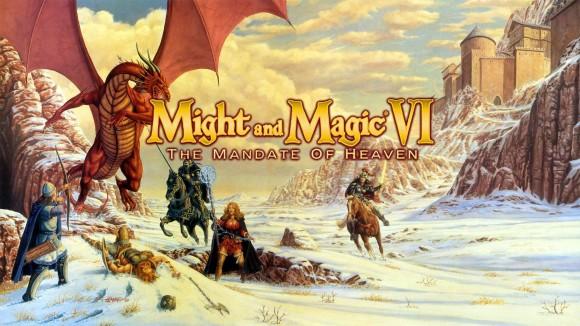 might & magic vi: mandate of heaven