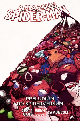 Amazing Spider-Man: Preludium do Spiderversum