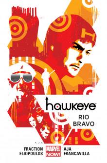 hawkeye: rio bravo