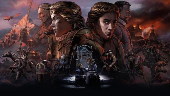 wojna krwi,wiedźmińskie opowieści,thronebreaker