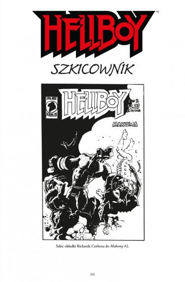 hellboy: lichwiarz. trollowa wiedźma