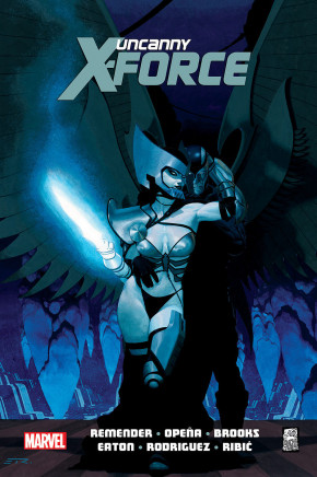 uncanny x-force: era archangela