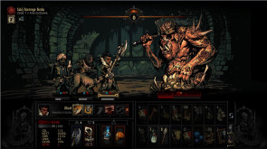darkest dungeon,knur 1