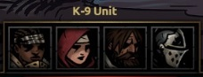 darkest dungeon,k-9 unit