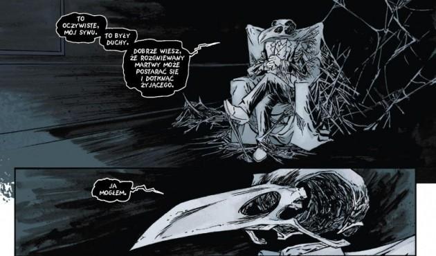 Moon Knight: Z martwych