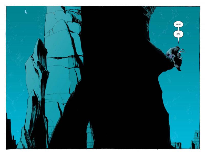hulk: szary