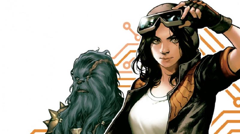 star wars komiks 1/2018 – doctor aphra: ścigana przez wszystkich