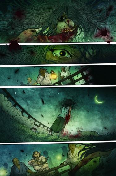 monstressa #2: krew
